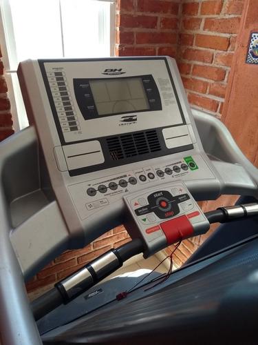 caminadora electrica bh fitness f1 dual