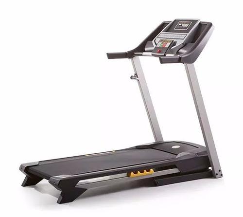 caminadora eléctrica golds gym