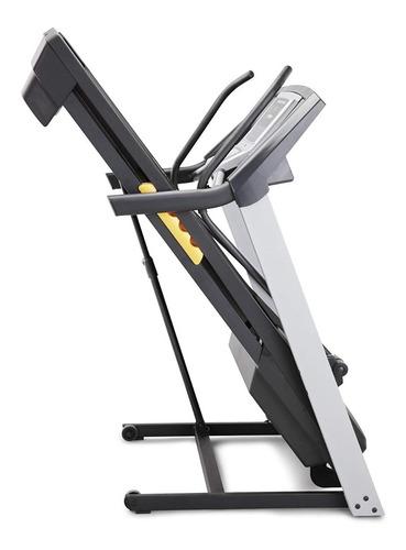 caminadora eléctrica gold's gym crosswalk 570