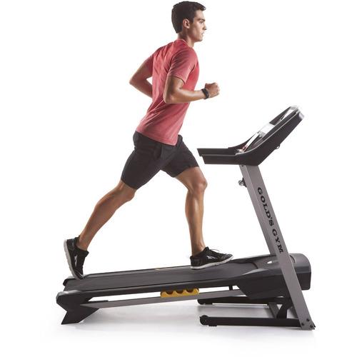 caminadora electrica gold's gym trainer 520