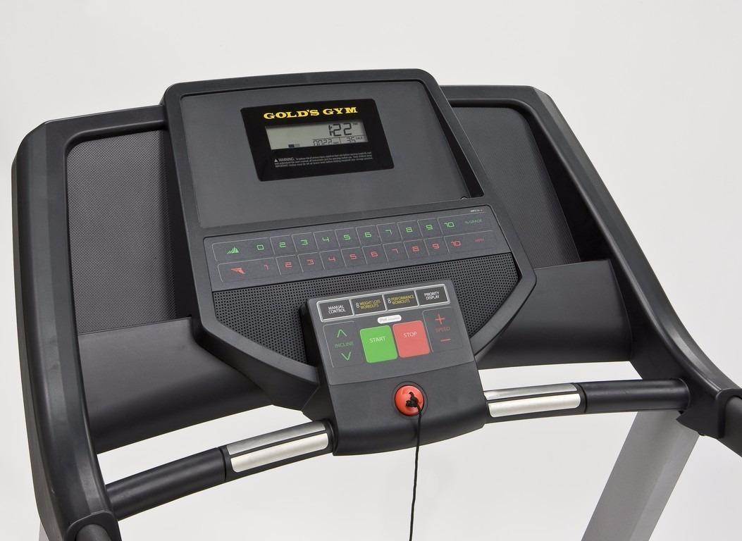 Caminadora Golds Gym 420 Seminueva 700000 en Mercado Libre