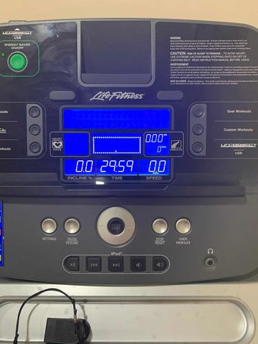 caminadora life fitness t3 2013