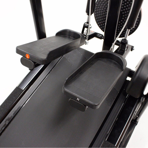 caminadora manual multifuncional 4 en 1 bodyfit bw001