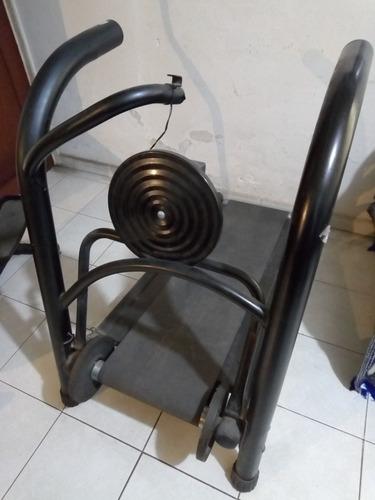 caminadora mecánica (manual) con twister usada