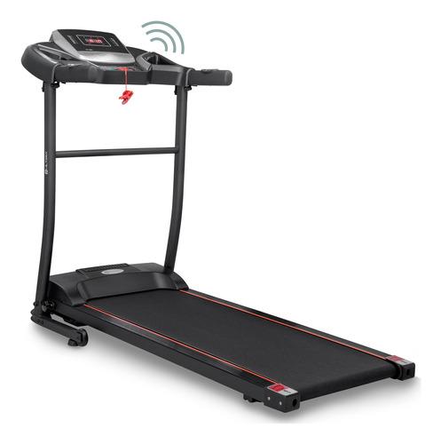 caminadora motor 1 hp fitness electrica smart gym bluetooth