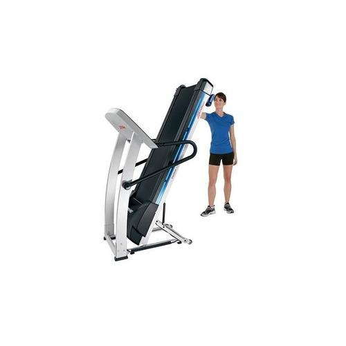 caminadora plegable life fitness f1 smart