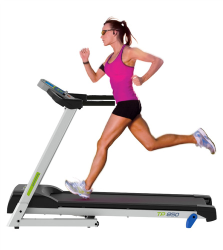 caminadora tecnofitness tp850 home fitness envío gratis
