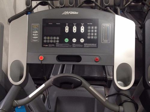 caminadoras life fitness gym 95 ti uso rudo seminuevas gym