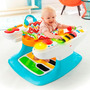 Fisher-price 4-in-1 Piano Caminador Asiento Juguete Bebe
