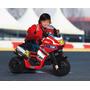 Moto De Bateria 6 Voltios Para Niños - Peg Perego