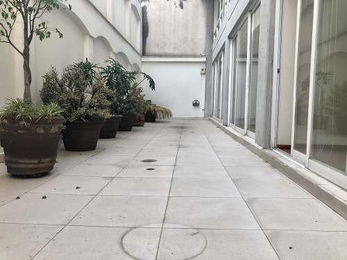 caminando del parque lincoln  con terraza (recibo fiscal)