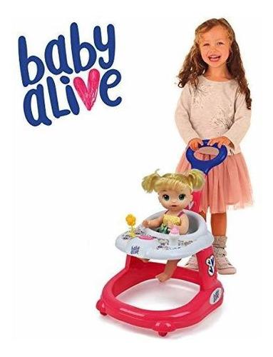 caminante de muñecas vivas hauck baby