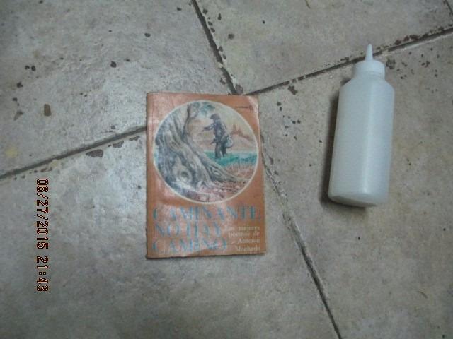 Caminante No Hay Camino Antonio Machado Poemas Minilibro 3500