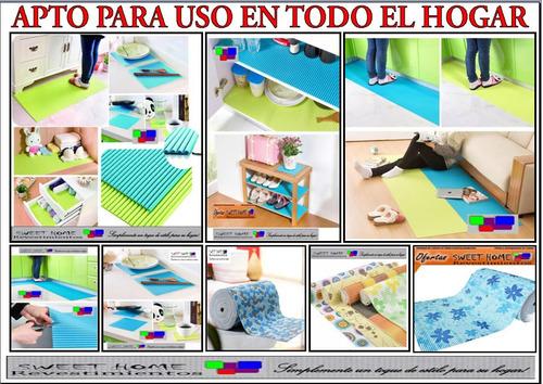 caminero - alfombra - protector de piso - antideslizante