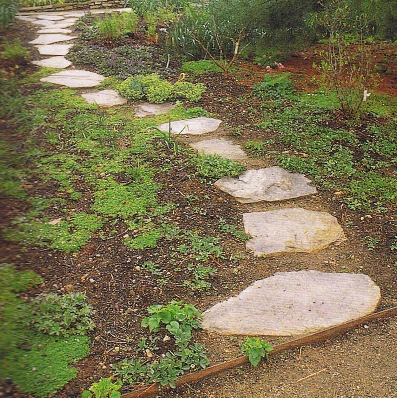 Camineros de piedra para jard n 305 00 en mercado libre for Piedras para jardin
