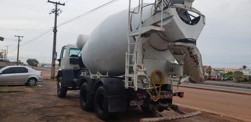 caminhã ford cargo 2622 betoneira schwing am 8 fhc de 8m³