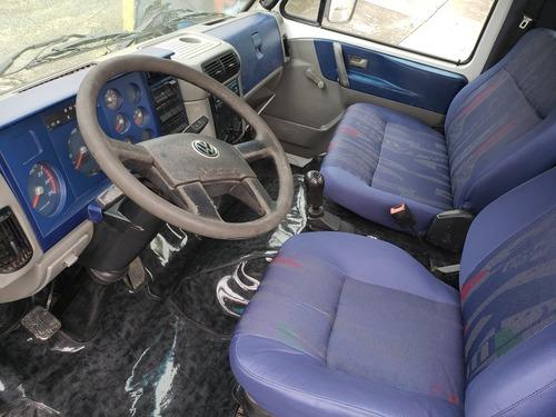 caminhao 3/4 vw 8120 2011 carroceria  ñ  8160 9160