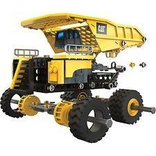 b1b3ec70f Caminhao Cat Truck Machine Maker Dtc Carterpillar 172 Pcs - R$ 199 ...