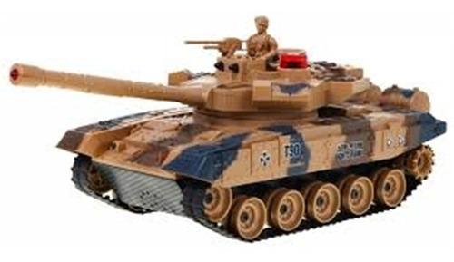 caminhao de controle remoto tanque de guerra batalha luz som