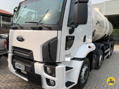 caminhao ford 3031 bitruck 8x2 2019 tanque 20.000