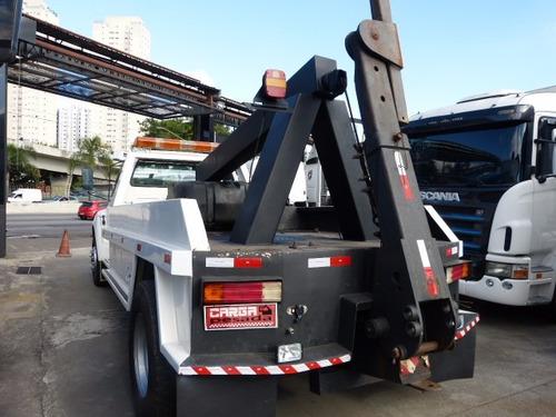 caminhao guincho ford f16000 f 16000 210 redutor 20 ton.