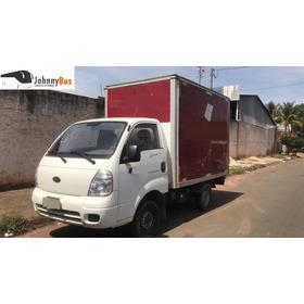 Caminhão Kia Bongo Com Baú - Ano 2011/11 - Johnnybus