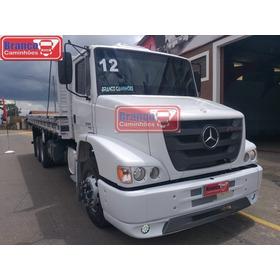 Caminhão Mb Atron 2324 2012, Carroceria Saveiro Nota 10