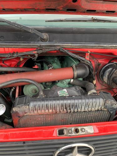 caminhao mercedes-benz 912 bau ano 1992  otimo estado