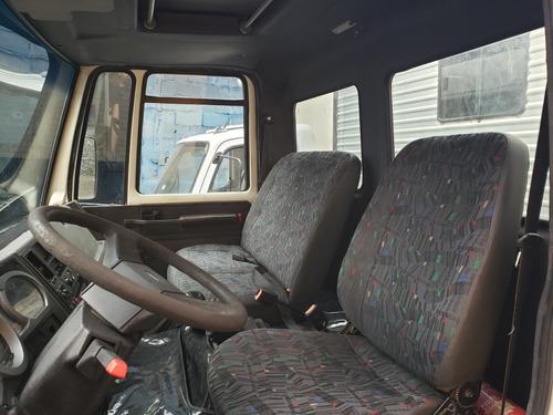 caminhao munck carroceria e cabine suplementar cargo 1317