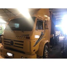 Caminhão Munck Muque Vw 40300 Com Munck Modelo Gv 45200 2013