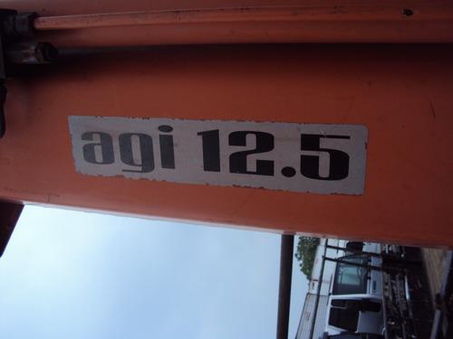 caminhao munck vw 15.190