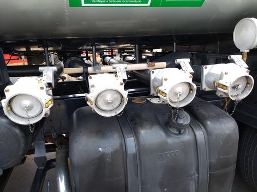 caminhao tanque iveco tector 20 mil litros