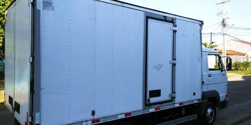 caminhao volkswagen 5.140 delivery bau ano 2011 otimo estado