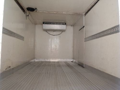 caminhao vw 8.160 bau frigorifico 2014