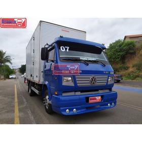 Caminhão Vw 9150 Worker,2007, Baú Facchini, Diferenciado!