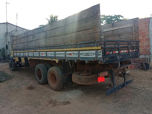 caminhão 1113 truck carroceria
