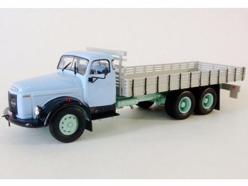 caminhão 1:43 miniatura