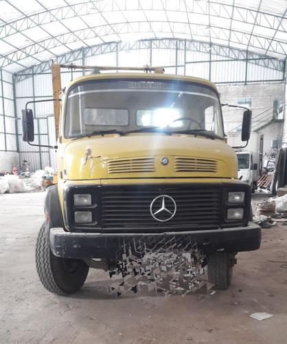 caminhão 1513 mercedes benz