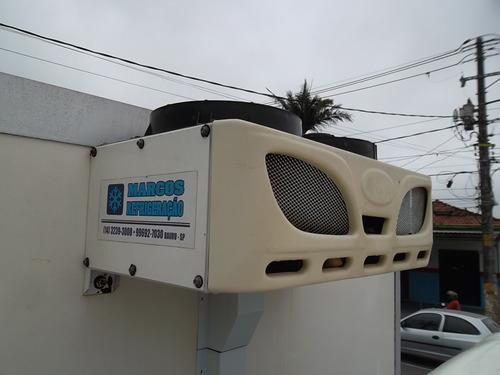 caminhão 3/4 frigorifico, refrigerado vw 8150