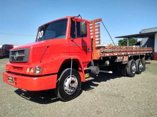 caminhão 6x2 carroceria vw 23220