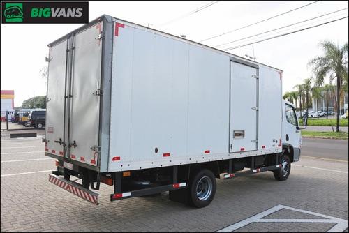 caminhão accelo 2011 915 baú de alumínio branco (6556)