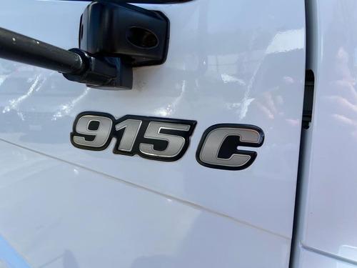 caminhão accelo 915c mercedes benz negrini baú c/6,5mts 2011