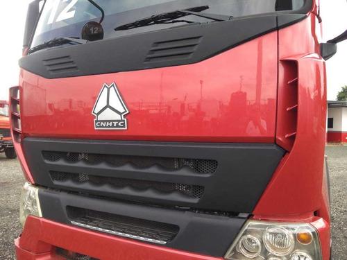 caminhão automático sinotruck