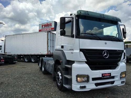 caminhão axor 2544