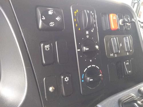 caminhão axor 2544 único dono 6x2 semi automático