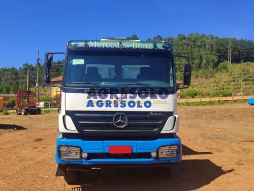 caminhão axor 2831 ano 2011 modelo 2012