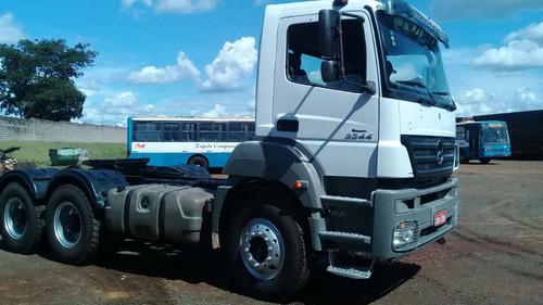 caminhão axor 3344 traçado 6x4 2009