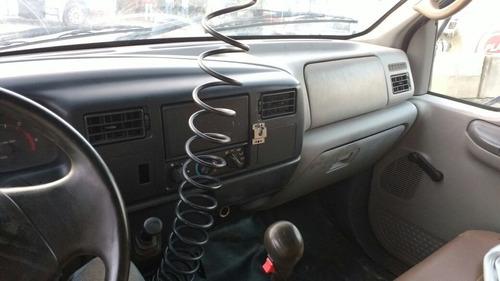 caminhão basculante caçamba bob cat ford mercedes retro