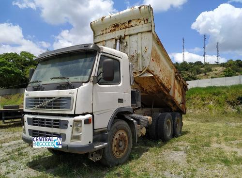 caminhão basculante fm 400 2007