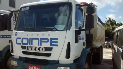 caminhão basculante truck traçado 6x4 2013 com ar